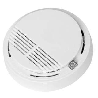 Fire Smoke Alarm Detector Battery Operated
