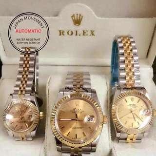 Couple Rolex