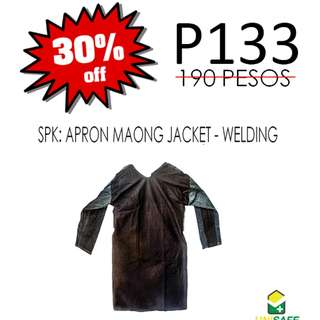 SPIDERKING® Maong Apron