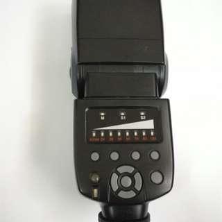 Flash speedlight speedlite dslr nikon canon universal used rare hot