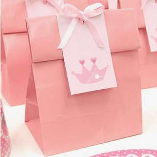 Birthday party goodie bags hampers
