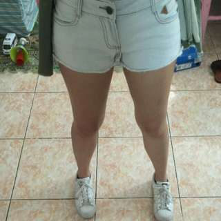 Maong shorts from Y.R.Y.S
