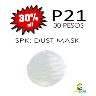 SPIDERKING® Dust Mask – Basic