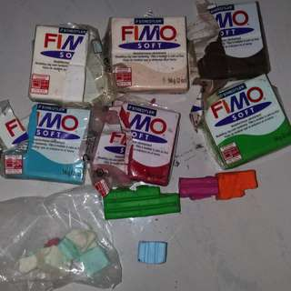 FIMO CLAY (ALL@$7)