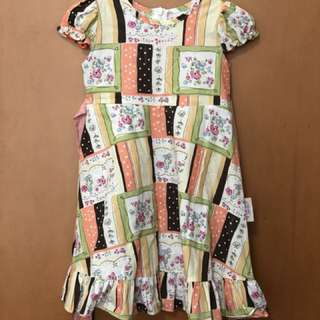 Floral Dress for toddler 18M to 26M