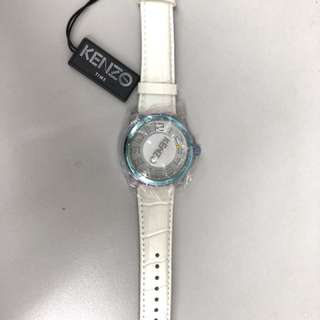 Unwanted gift KENZO brand new leather watch