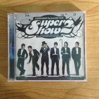 Super Junior SS2 Concert CD