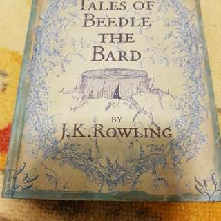 PRELOVED Tales of Beedle the Bard