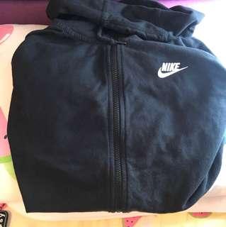 Nike 黑色 外套