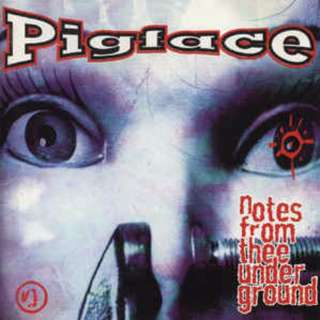 Pigface Notes From Thee Underground cd
