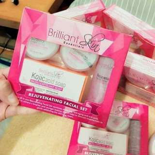 Brilliant skin essentials