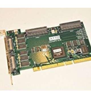 ATTO 0030-03067-01 ATTO - Dual-channel SCSI Adapter