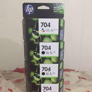 HP 704 Ink
