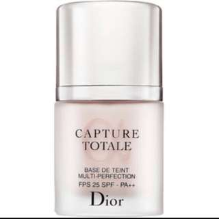 Dior capture totale base de Teint 30mL