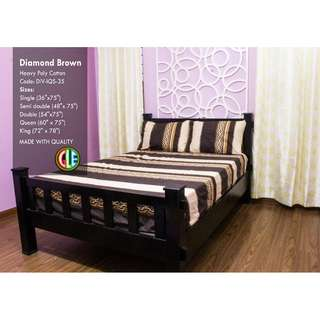 Bedsheet set 3 in 1
