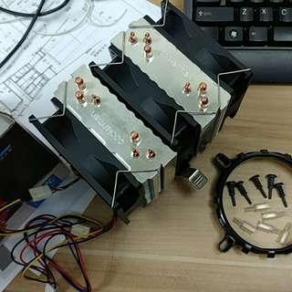CPU風扇,大
