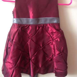 Dress/Semi dress/gown..for age 1 old up to 1half old