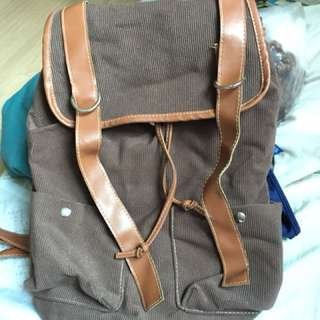 Trunk Show backpack