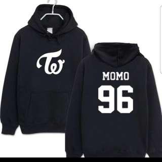 Twice Momo hoodie