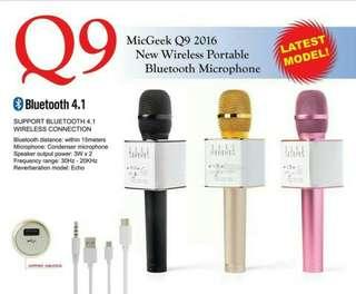 Mic Geek Bluetooth Q9