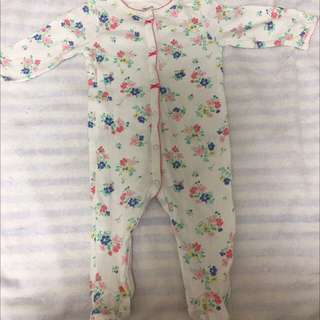 Carter's baby jumpsuit 6 months 6個月BB連體衣
