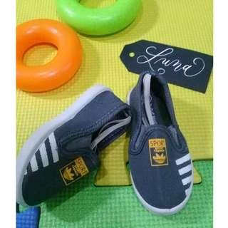 Slip On Hardsole Baby Shoes