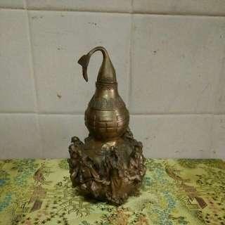 👍 特价八仙铜葫芦 高19 cm