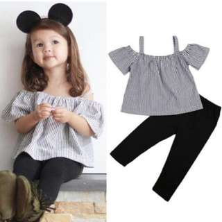 SET BLOUSE + PANTS