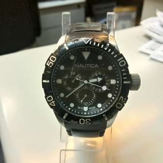 Nautica Authentic Watch like Swatch, Guess, Fossil, Michael Kors, Casio