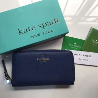 Kate Spade Leather Wallets