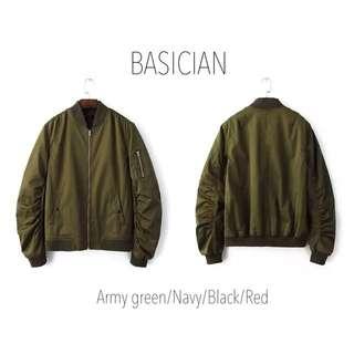 MA-1 Jacket棒球褸(男)