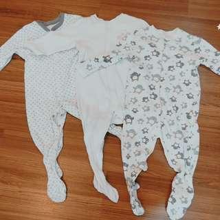 Marks & spencer sleepsuits