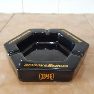 Vintage Benson & Hedges ashtray