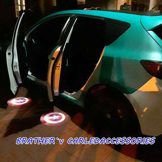 Car Door Welcome Light