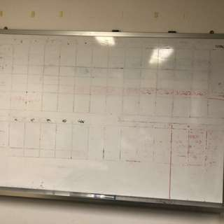 Free Magnetic White Board