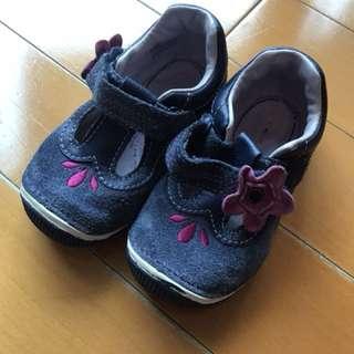 Stride Rite Size US 7M Purple Shoes 美國碼7M 紫色兒童鞋