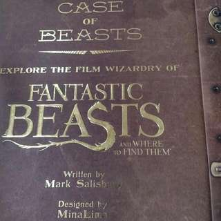 The Case Of Beasts Explore The Film Wizardry Of Fantastic Beasts And Where To Find Them