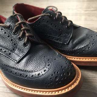 Tricker's Blue Scotch Red Dainile