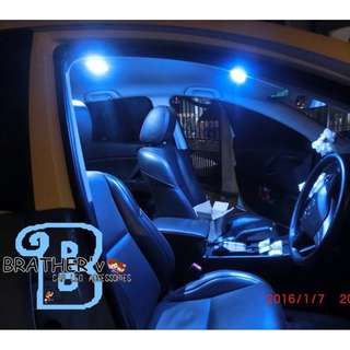 LED Car Interior Lamp Bulb