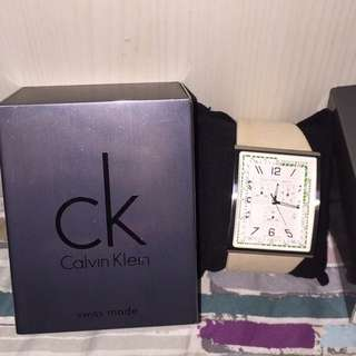 Calvin Klein watch 錶