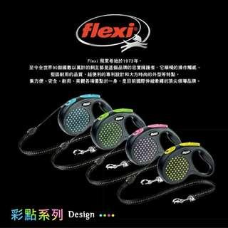 【Flexi 德國飛萊希】彩點系列索狀M號粉