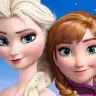 SALE!!   Frozen theme party goods
