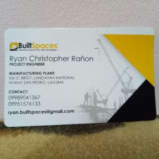 Civil Engineer atvyour service!
