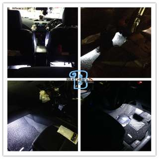 LED LIGHT Under Dashboard & Seat