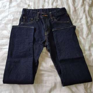 2901 NEW Uniqlo Kids Japan Jeans