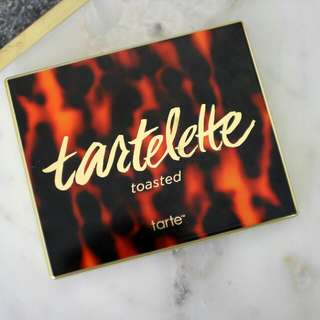 💯Authentic Tartelette Toasted eye Shadows