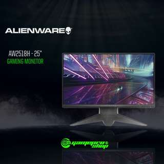 ALIENWARE AW2518H 240hz / Gsync Gaming Monitor