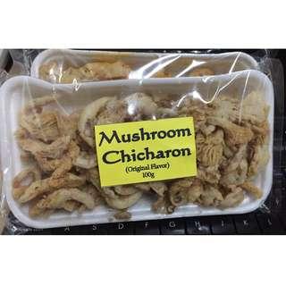 Mushroom Chicharon (On Hand)