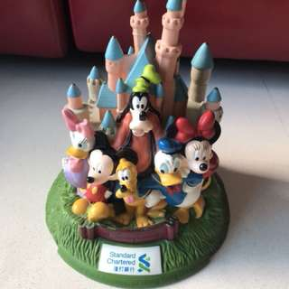 Hong Kong Disneyland Coin Bank