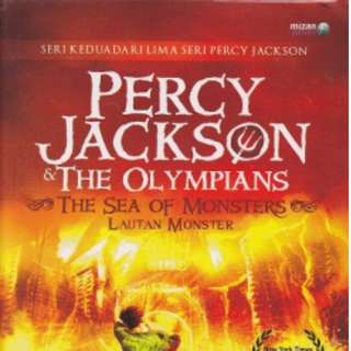 PERCY JACKSON & THE OLYMPIANS 2: THE SEA OF MONSTERS